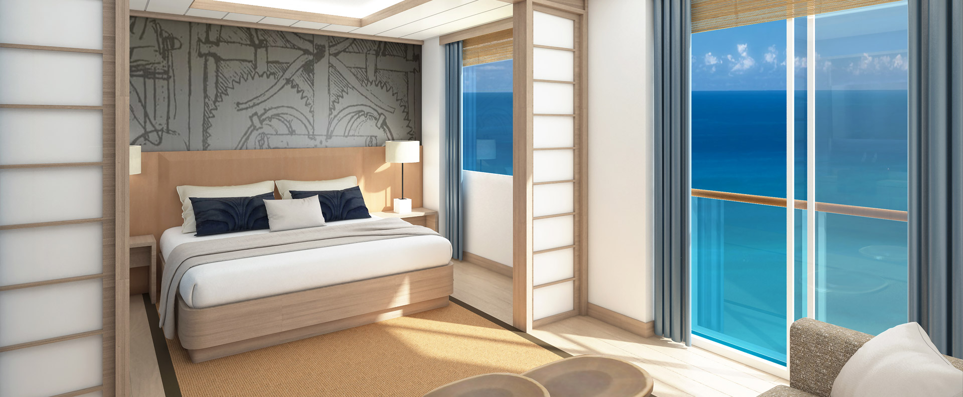 onboard luxury standard suite